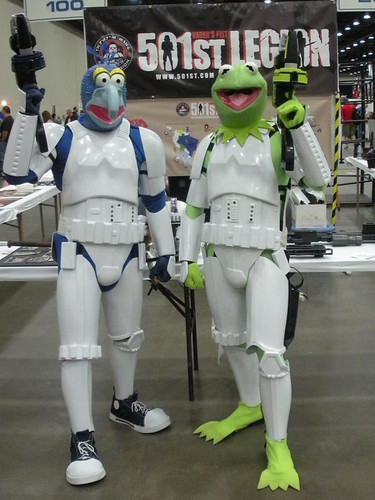 Muppets Troopers