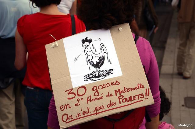 Manifestation du 27 septembre 2011 - Orléans