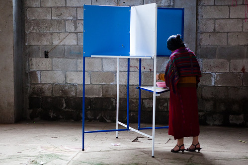 Elections Guatemala