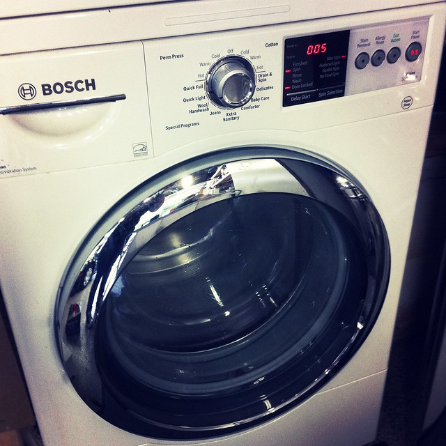 Project 365 265/365: Entire team's soccer jerseys in our @BoschAppliances washer. One hour between game & picture day. #teammom