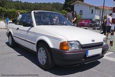 Ford Escort Cabrio Ghia MKIV