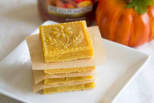 Pumpkin Shortbread - 6