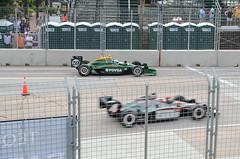 IndyCar Practice - #59 EJ Viso & #4 JR Hildebrand (cmfgu) Tags: auto car race md nikon maryland grand jr baltimore september prix practice ej viso irl indycar hildebrand 2011 d7000