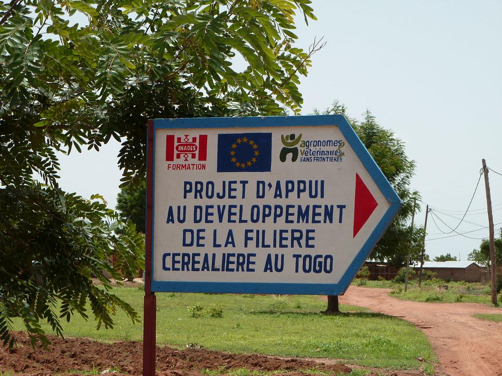 Projet CEREALES Togo