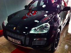 my car 2 (Q8GTS) Tags: black shiny cayenne porsche gts    cayennegts