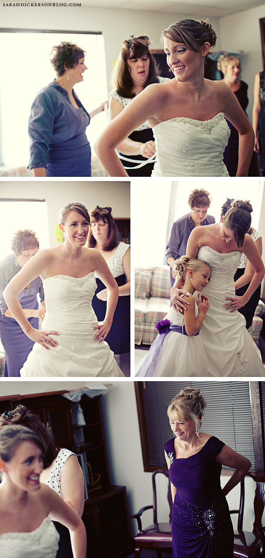Kansas wedding photographs