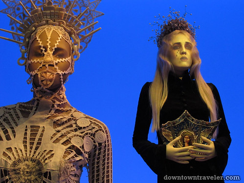 Montreal Girls Getaway Jean Paul Gaultier exhibit at Musee des Beaux Arts
