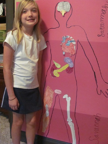 "Savannah and ""Her Body"""