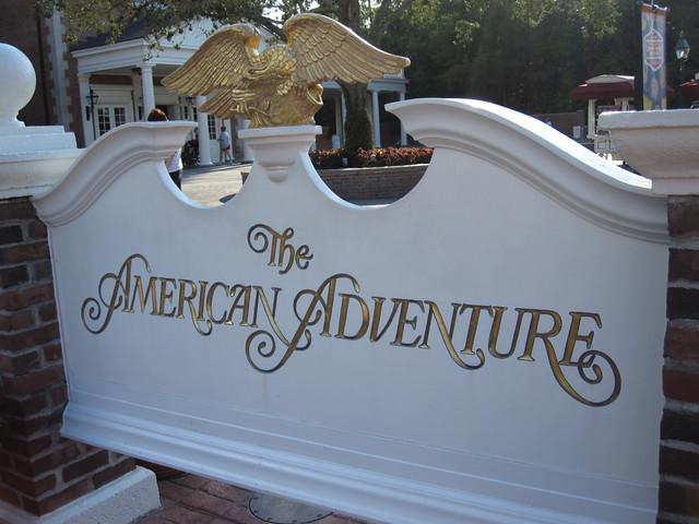 American Adventrue Sign