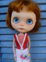 Rudi my little sailor girl!!