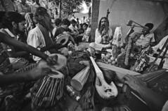 Lalon Mela 2009 (AvikBangalee) Tags: music religion tradition spiritual folkmusic bangladesh tabla harmonium folksinger follower baul kushtia akhra bodyandsoul lalon traditionalmusicalinstruments dotara lalonshah lalonshai