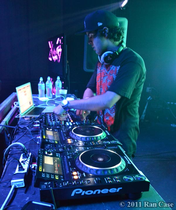 Datsik @ the Rex, Pittsburgh, PA; © Ran Case, 2011