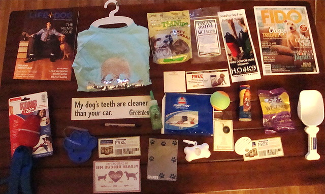 The BlogPaws Stash