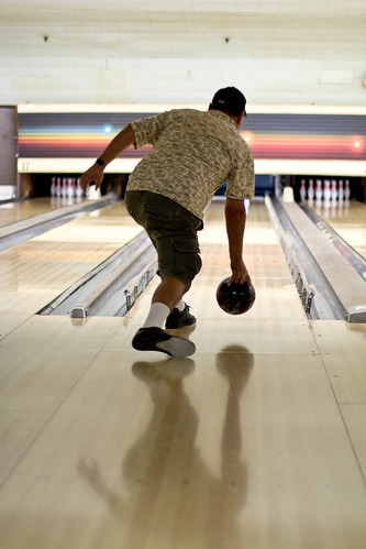 Hector bowling