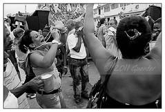 Santiago de Cuba / Carnaval (palomonte) Tags: street carnival santiago people blackandwhite bw woman blancoynegro film latinamerica smile festival horizontal female analog america island happy calle dance fiesta emotion noiretblanc danza trix crowd cuba streetphotography photojournalism documentary happiness tanz latinoamerica carnaval chicas oriente caribbean hispanic latina dailylife cuban alegre fest schwarzweiss emotions baile kuba reportage antilles cadena caribe cubana multiracial extasis xtol ecstatic westindies muchacha latinas kodaktrix400