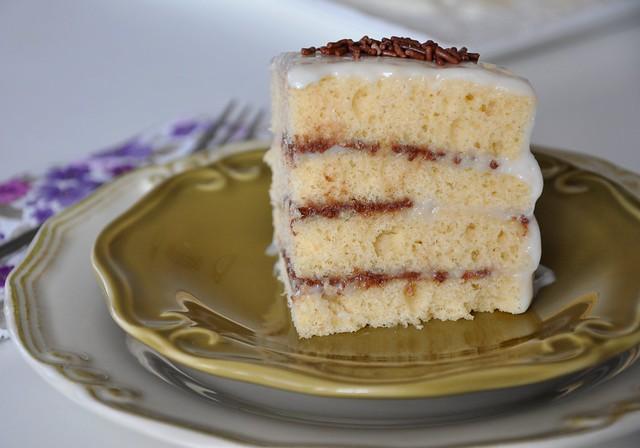 damla sakızlı pasta