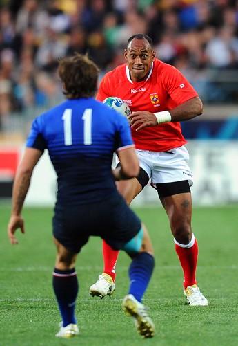 Tonga batte la Francia
