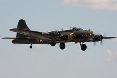 2010-07-10-070FD G-BEDF (BringBackEGDG) Tags: duxford flyinglegends boeing b17g fortress sallyb gbedf 124485 dfa
