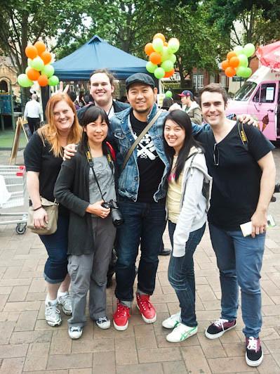 Sydney food bloggers