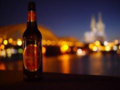 Ein Bier und seine Stadt