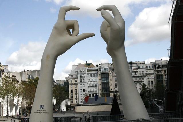 okolice Centrum Pompidou