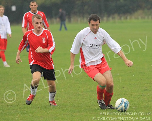 Lowe and Simpson FC v Stockton Milehouse FC Photos