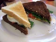 Cho sandwich