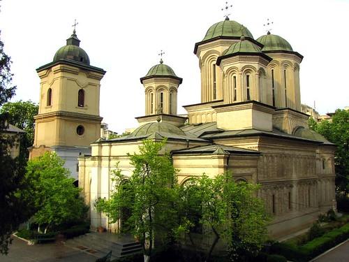 Sfanta Manastire Radu Voda