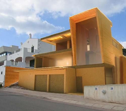 vivienda unifamiliar de diseño, Menorca 08