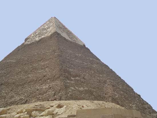 Pharaoh Khafre pyramid 2
