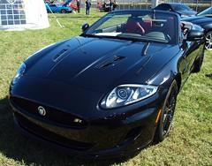 Jaguar XKR (scott597) Tags: church downs kentucky ky hill louisville jaguar concours xkr 2011