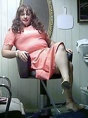 Brigette 46B (Brigetted) Tags: woman fashion panties lady drag highheels dress legs cd bra makeup crossdressing wig sissy transvestite heels brunette stiletto stilettoheels pantyhose crossdresser ts stilettos sexylegs nylons shemale womans highheeledshoes girdle strappysandals heshe travesti travestido m2f transvestism transvestit lovelylegs feminized xdresser nylonstockings maletofemale highheeledsandals auburnwig pantygirdle feminised openbottomgirdle coraldress sissyexposed fullmakeup crossdresserexposed crossdressercaught transvestiteexposed transvestitecaught sissycaught hanesultrasheerpantyhosetg