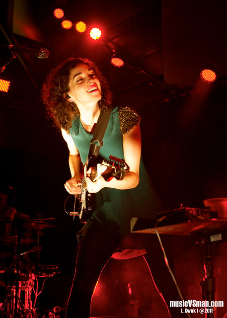 St. Vincent @ Old Rock House