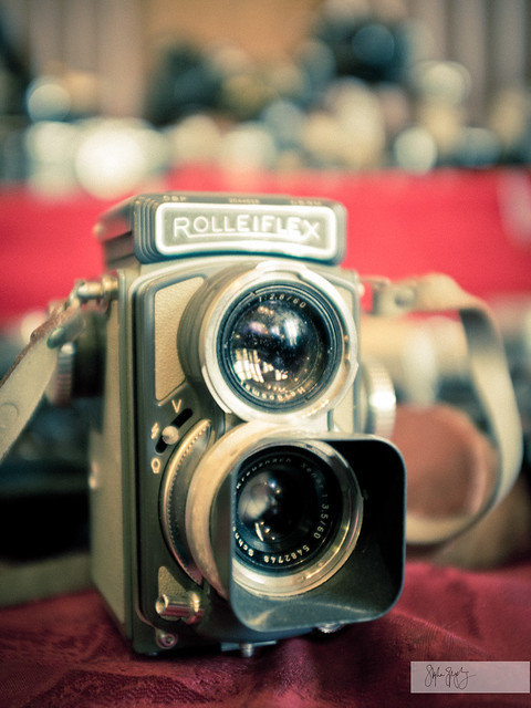 Rollei, Baby!