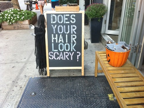Scary Hair, East Village