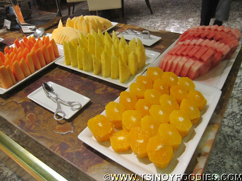 mfruits buffet