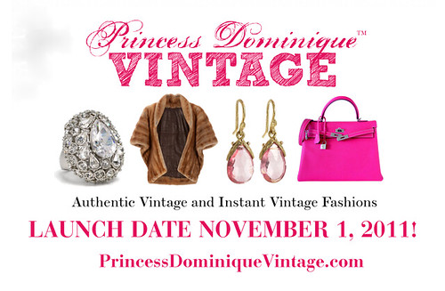 Princess Dominique Vintage