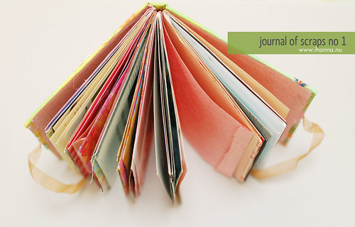 Making and Pricing a handbound journal