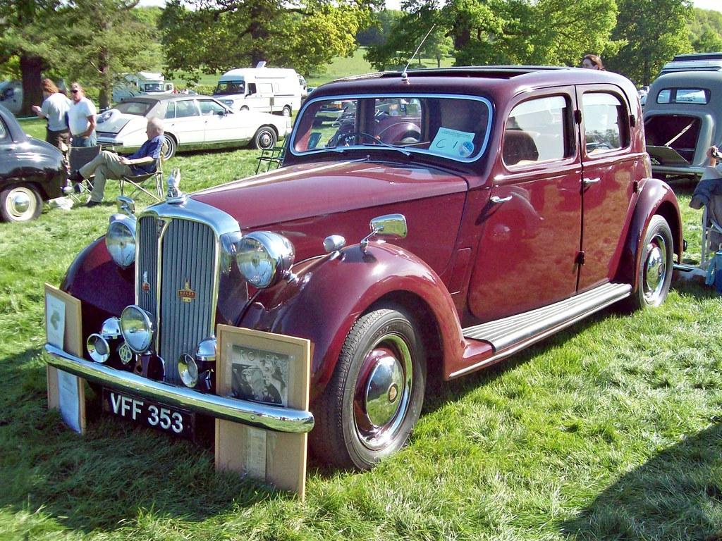 255 Rover 75 P3 (1948-49)