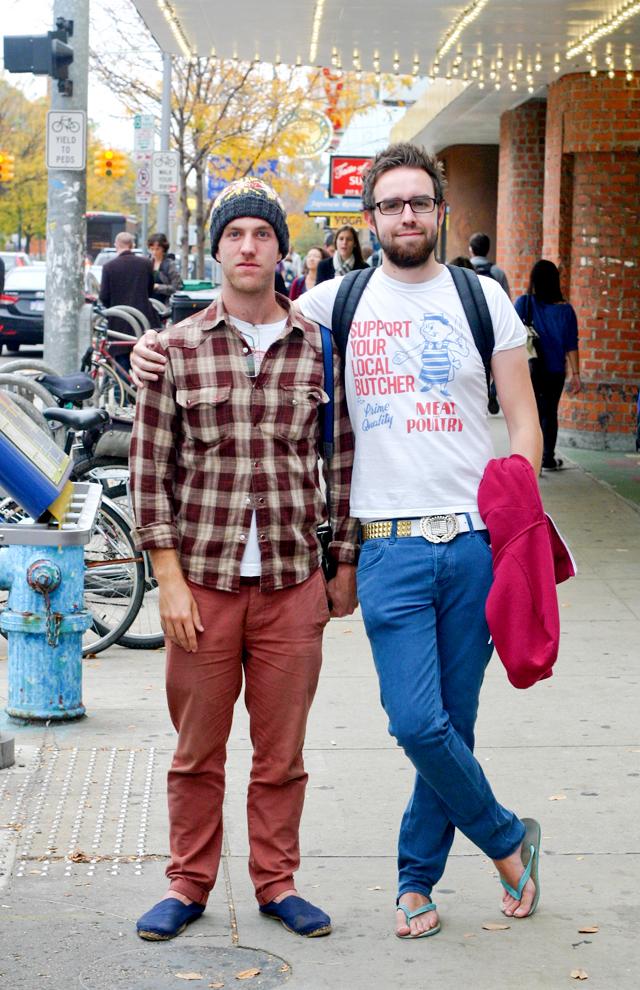 Luke Visits Ann Arbor