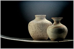 harmony (vernon.hyde) Tags: photomanipulation ceramics pottery studiopottery