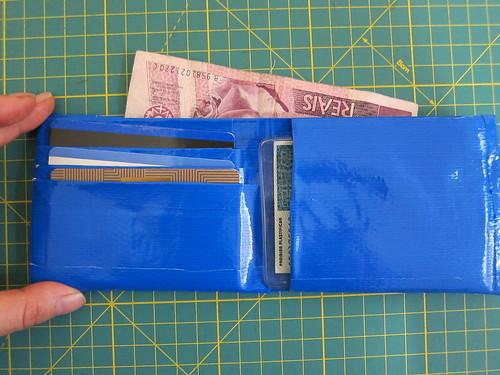 carteira silver tape (parte III)