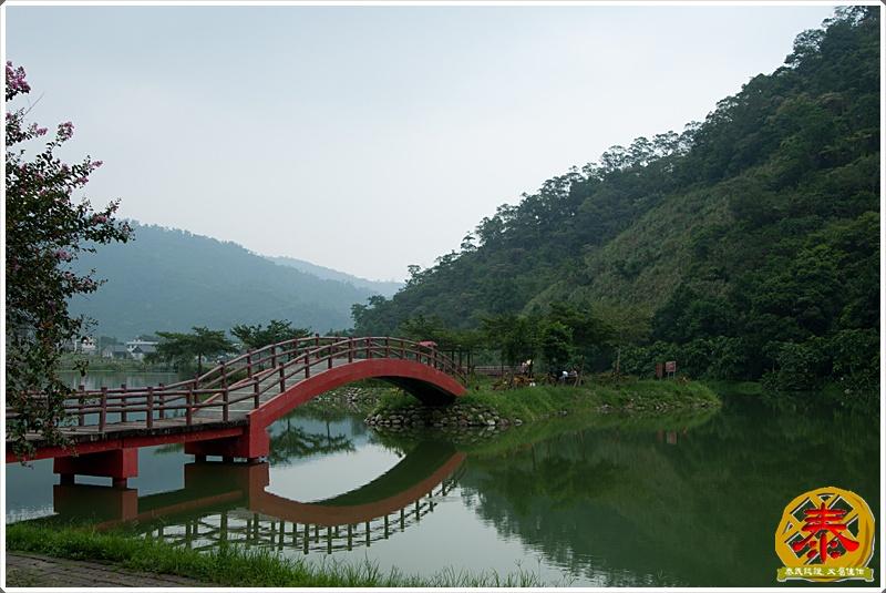 望龍埤+白米木屐村+水上教堂~小雞號衝鋒 (3)