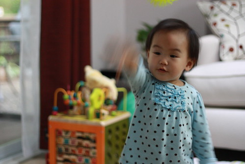 Anna - 19 Months