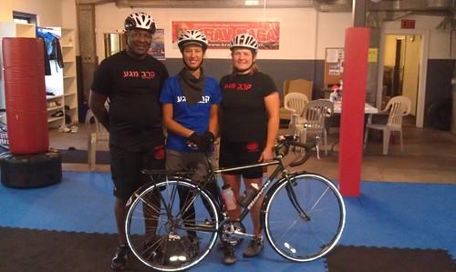 Krav Maga on Bicycles- Krav Maga Minneapolis