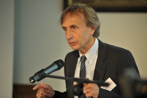 Dr. Jack Metthey, Director (ad.int.) of the European Research Council Executive Agency, Celebrating 1000 innovative ideas, Ludwig-Maximilians-Universität München, Germany, 24 June 2010