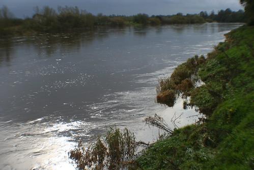 River Eden nr Beaumont