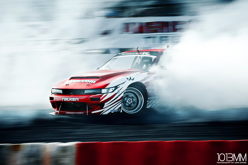2011 Formula Drift Round 7 Title Fight Qualifying Championship