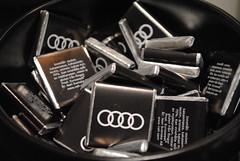 Audi Choklad
