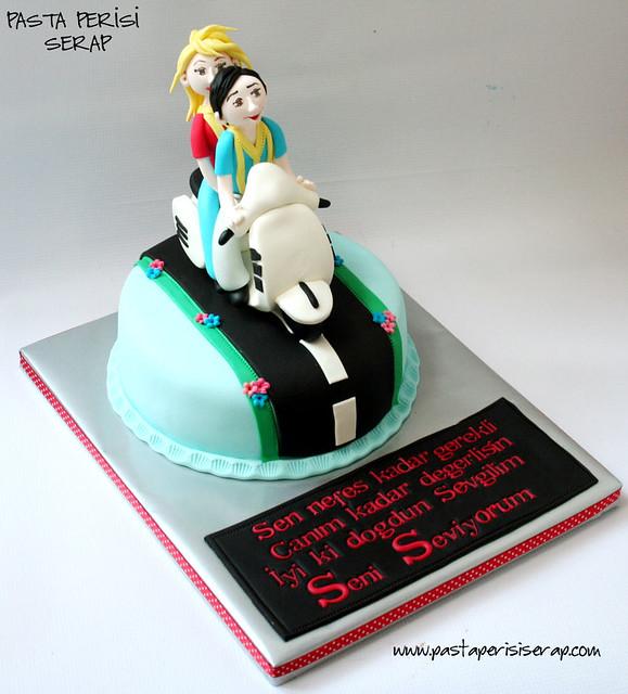 Vepa motor pastası